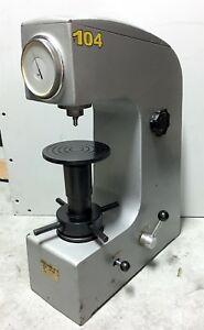 Precision Rockwell Hardness Tester hr 150a 150kgf Maximum Load