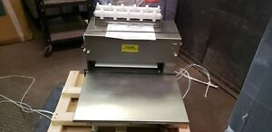 Cdr1500m Dough Roller Pizza Dough Roller 15 New Somerset Ind
