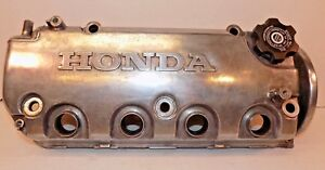 Clean Honda Civic Dx 96 97 98 99 00 Original Oem 1 6l Engine Valve Cover D16y8