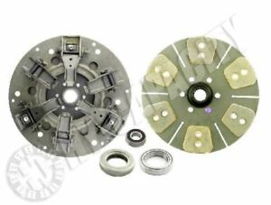 John Deere 4000 4010 4020 Tractor Dual Stage Clutch Kit Assembly