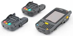 Symbol Mc7094 Wireless Pda Pos Mobile Computer Barcode Scanner W 2x Dcr7x00 100r