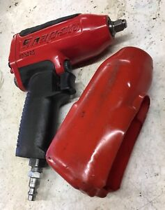 Snap On Mg325 Impact Wrench Super Duty Magnesium Housing Standard Anvil 3 8