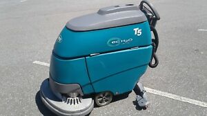 Tennant T5 Ech2o 32 Floor Scrubber reconditioned