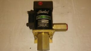 Haskel M 7 Air Driven Pump