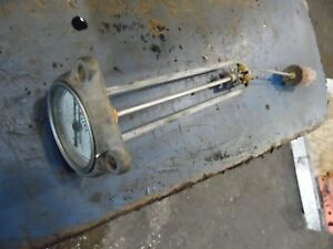 1959 Allis Chalmers D 10 Farm Tractor Gas Gauge