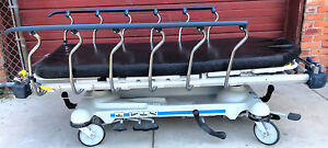 Stryker 1711 Renaissance Hospital Emergency Gurney Bed Stretcher Clinic Freeship