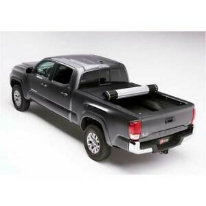 Bak Revolver X2 Tonneau Cover For Toyota Tacoma 5 Bed W deck Rail 2016 2018