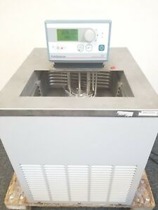 Polyscience 9502a11c Programmable Temperature Digital Chiller Tested No Lid