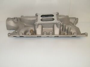 Sbf Aluminum Intake Dual Plane Intake 289 302 Windsor Small Block Ford Windsor