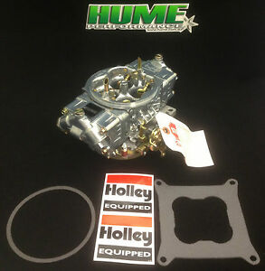 Holley 850 Street Hp Double Pumper Carb Carburettor 4150 New 0 82851 Drag Race