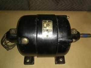 Antique General Electric Ac Motor 1 2hp Nice Cast Iron