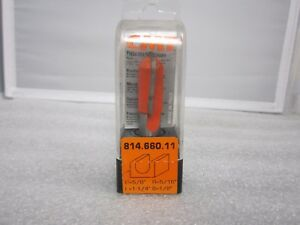 New In The Box Cmt Orange Tools 814 660 11 Woodworking Router Bit