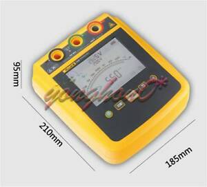 1535 Fluke Large Screen High Voltage Insulation Resistance Tester New