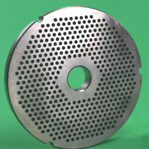 Size 42 X 1 8 Meat Grinder Disc Plate For Cabelas 1 3 4 Hp Biro Hobart