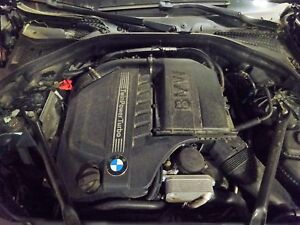Engine 2012 Bmw 535i Xdrive 3 0l Motor With 83 101 Miles Turbo S Not Included