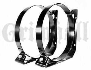 Canimco Cng Tank Mounting Brackets For All 25 Diameter New Or Used Tanks