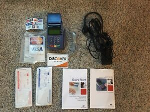 Verifone Vx 510 Emv Credit Card Machine