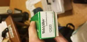 Welch Allyn 12820 Pocketscope 2 5v Ophthalmoscope With Aa battery Handle