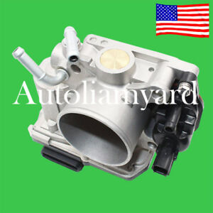 Genuine 16400 Rnb A01 Throttle Body For 2006 2011 Honda Civic R18 1 8 Engine