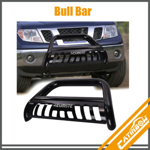 New 3 Bull Bar Front Bumper Grille Guard For Nissan Frontier Xterra Pathfinder