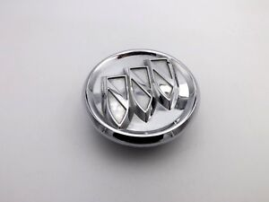 Buick Chrome Wheel Center Cap Lacrosse Regal Verano Hub Genuine Oem 2 1 2