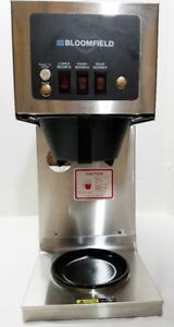 Bloomfield 9003 Integrity 3 Warmer In line Pour Over Coffee Brewer 120v 1800w