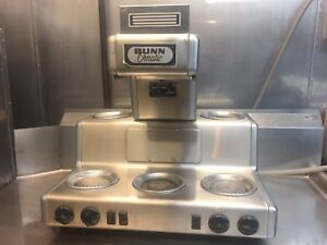 bunn Rl 35 H d Commercial nsf S s pour over Automatic Coffee Brewer