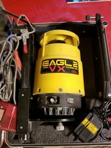 Eagl 2vx Electronic Level And Ls 4 Detector