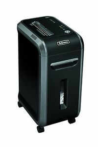 Paper Shredder Machine Black Heavy Duty Large Stand Big Best For Office Home Use