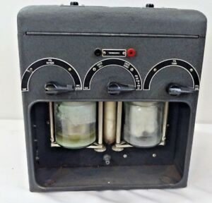 Vintage Weston Thermocouple Heat Prover The Cities Service No 687 Type Mh