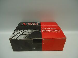 Xtra Seal 11 810 Large 3 X2 1 4 Rectangle Coi Boot Radial Tire Patch 20pc Box