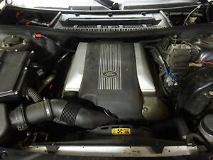 Engine 2004 Range Rover 4 4l Motor With 131 339 Miles