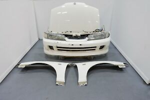 Jdm Honda Integra Type R Headlights Fenders Bumper Lip Hood With Honda Batch