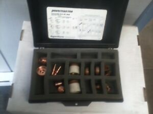 Hypertherm Powermax 1100 Plasma Cutter Consumable Parts Kit 128148 Usa