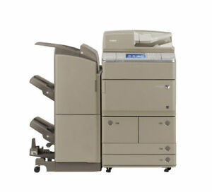 Canon Imagerunner Advance 6275 Copier Printer Scanner 75ppm Ready To Go