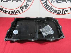 Dodge Jeep Automatic Transmission Trans Filter Oil Pan New Oem Mopar