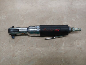 Snap on Far2500 1 4 Drive 260 Rpm Air Tool Ratchet