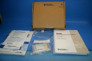 National Instruments Daqcard 6024e And Ni daq Software Combo Kit 778269 01