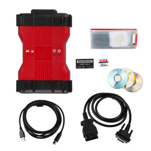 Vcm Ii Vcm2 For Ford V101 Mazda V99 Diagnostic Tool 2 In 1 D630 Lap Top