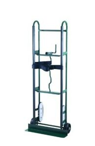 800lb Capacity Appliance Dolly Hand Truck Cart Stairs Wheels Refrigerator Steel