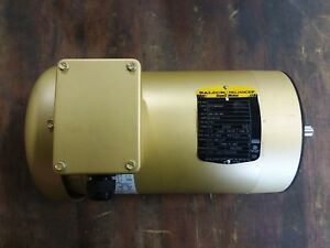 Baldor Reliance Super E 2hp 3phase Electric Motor