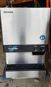 Water Cooled Ice Maker And Water Dispenser