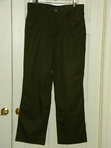 Nomex Strike Team Wild Land Firefighting Brush Pants mens fss