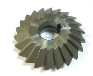 Prism Milling Cutters Angle Hss Dmo5 100 Mm X26x27 60 Von Wmw Pws H22557