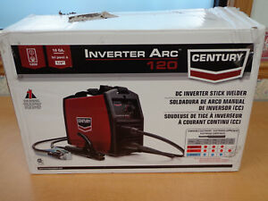 New Century lincoln K2789 2 Inverter Arc 120 Stick Welder Free Shipping