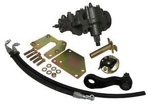 1960 66 Chevy Truck And Gmc Truck Power Steering Conversion