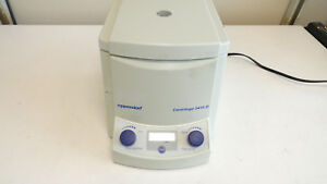Eppendorf 5415d Centrifuge W Rotor Lid