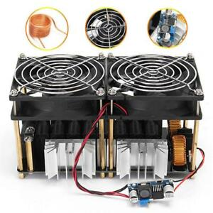 1800w Zvs Induction Heating Board Module Flyback Driver Heater 12v 48v 40a