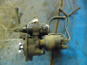1965 International 424 Gas Farm Tractor Distributor With Tachometer Drive