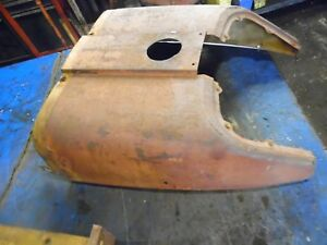 1965 International 424 Gas Farm Tractor Rear Hood